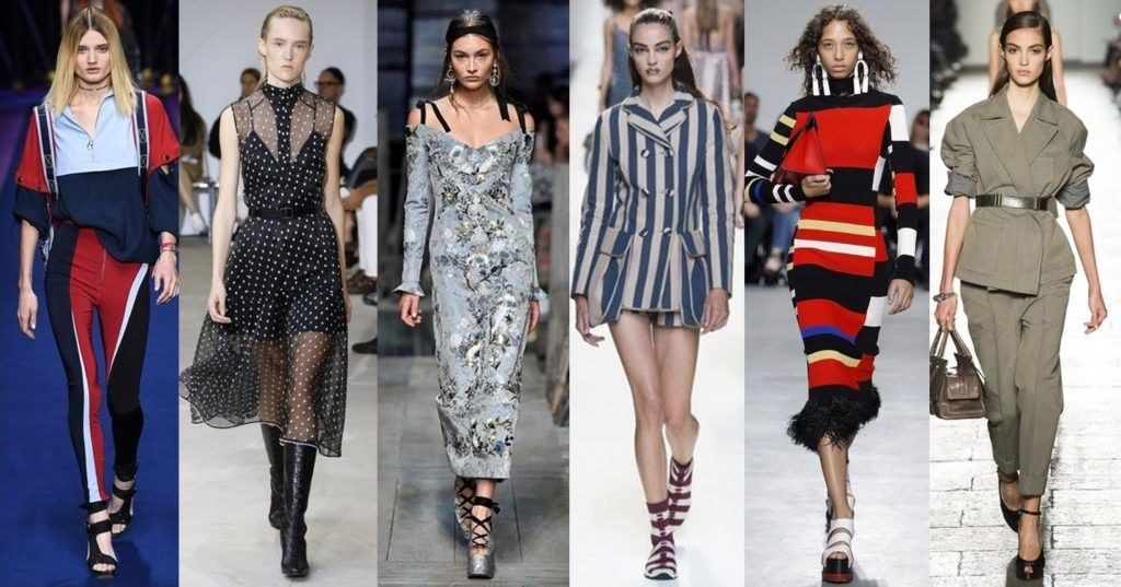 10 Spring trends to know