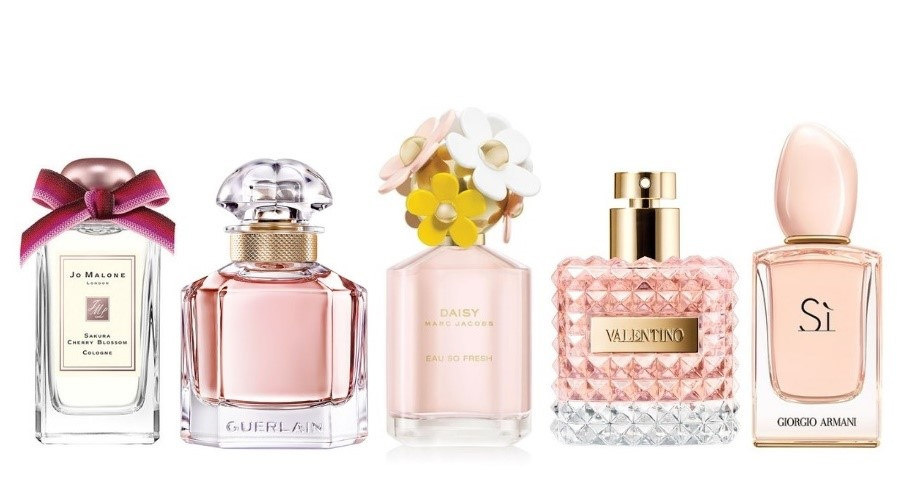 Fragrance for spring