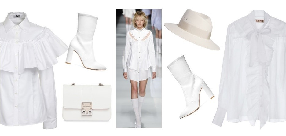White fever – 5 musthave for spring
