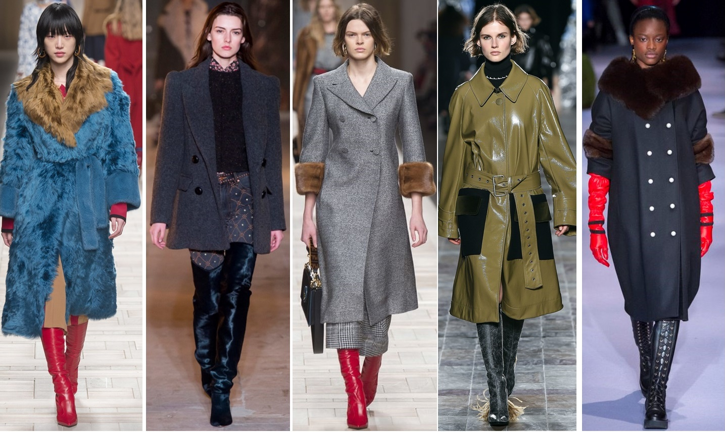 9 trendy coats for this Fall