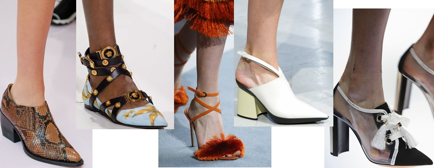 Best shoe trends for Spring